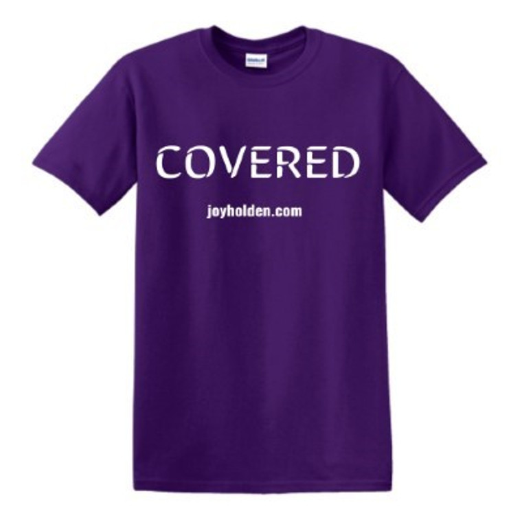 COVERED - color PURPLE