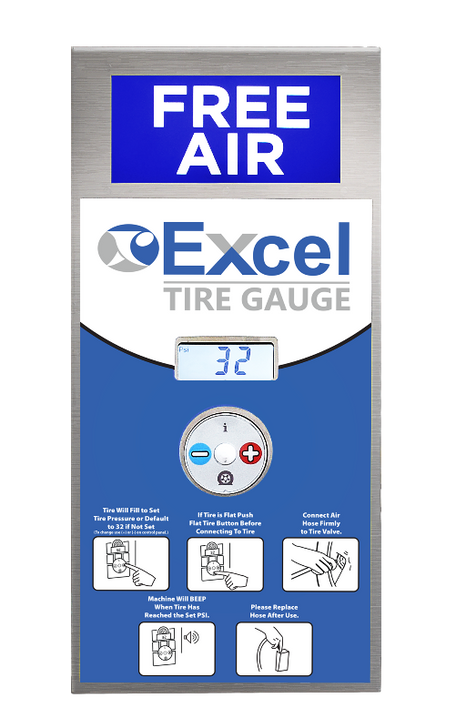 Digital Air Machine – PNT WM-SS blue Excel 1