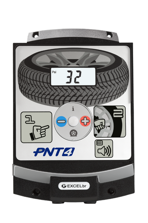 Automatic tire inflator – PNT 4 Excel Tire Gauge 1