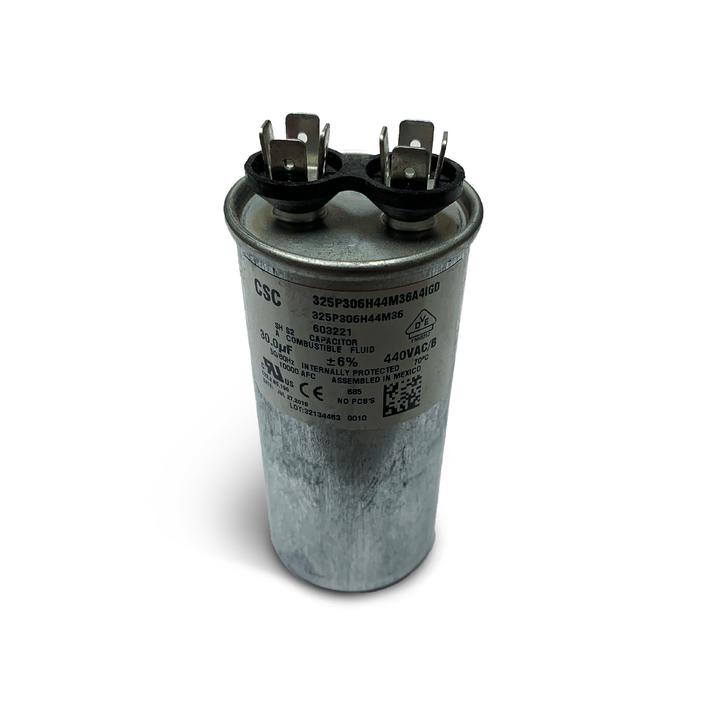 Thomas Compressor Start Capacitor - 30µF_Excel Air Machine1