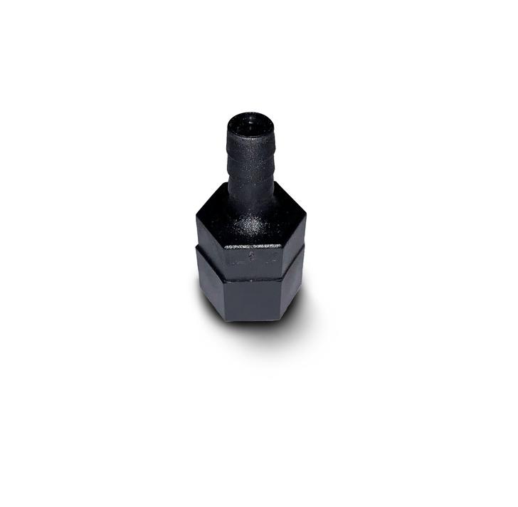 Black Nylon Valve Hose Connector for Digital Control Gauge_Excel Air Machine 1