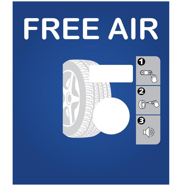 SC12 FREE Air Hinge Panel