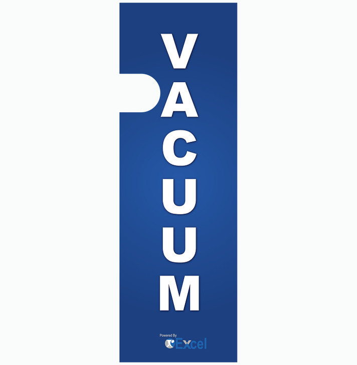 Stainless Steel Vacuum V3 Decal