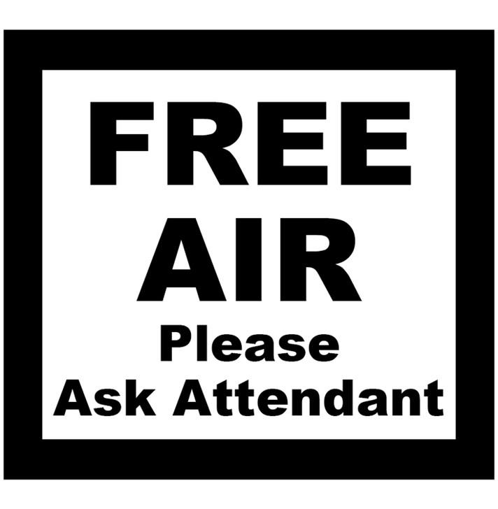 Free Air Decal