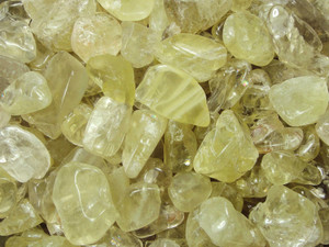 Citrinated Quartz
