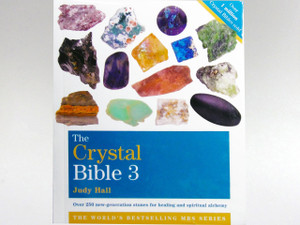 Book - The Crystal Bible 3 by Judy Hall