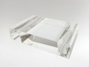 Acrylic Slice Stand