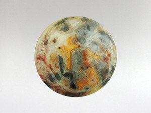 Crystal Ball - Crazy Lace Agate 1