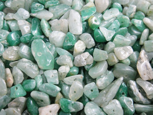 Beads Chip - Green Aventurine 100g