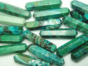 Double Point - Chrysocolla