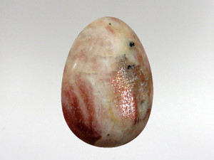Egg - Sunstone in Matrix