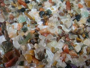 Tumble Stone - Gem pebble B 1kg