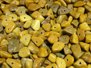 Beads Chip - Camel Agate 100g