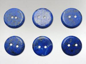 Buttons 15mm - Lapis Lazuli