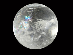 Crystal Ball - Quartz Clear 11