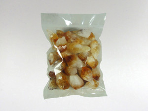 Citrine Natural Points 250g