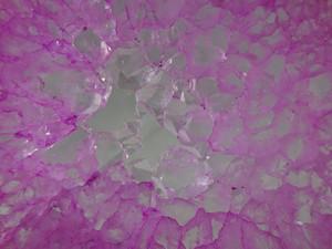 Agate Slice Med - Pink 1