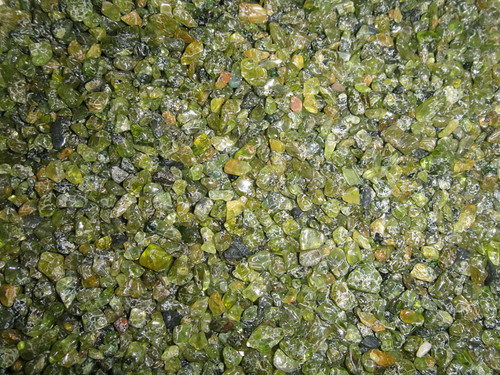 Tumbled Stone - Peridot 250g