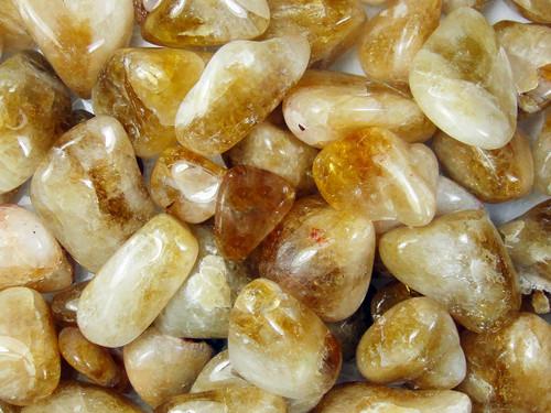 Tumbled Stone - Citrine 250g