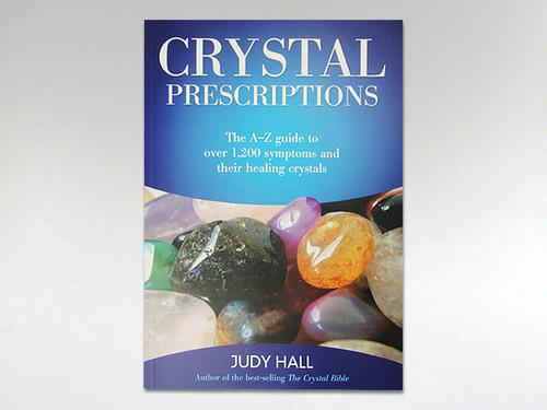 Book - Crystal Prescriptions by Judy Hall