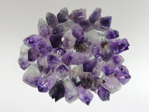 Amethyst Natural Points - 250g