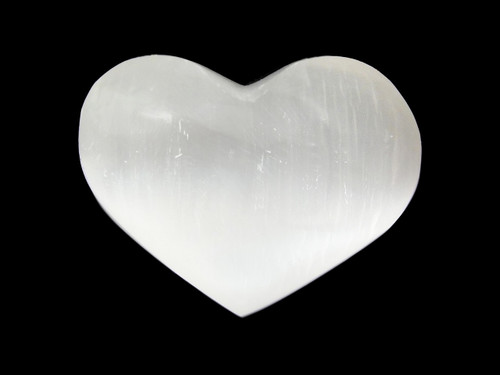 Puffy Heart - Selenite 2