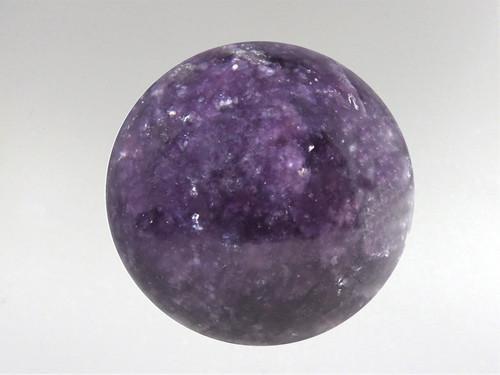 Crystal Ball - Lepidolite