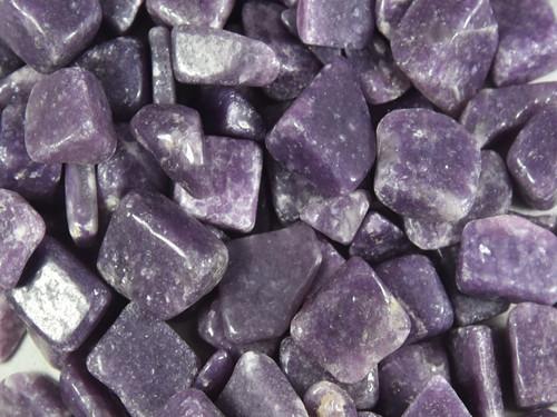 Tumbled Stone - Lepidolite 250g