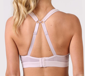 Q-Linn Sports Lingerie - smart sports bra  can be converted in racer back