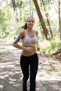 Q-Linn Barcelona is the best sports bra for active women