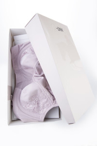 Q-Linn Sports Lingerie comes in a beautiful Gift Box with Wash Bag