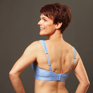 Q-Linn Amsterdam Sports Bra - Light Blue