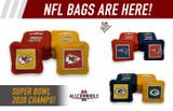 NFL Licensed Cornhole Bags