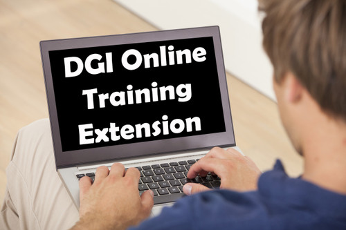 Online Training Extension