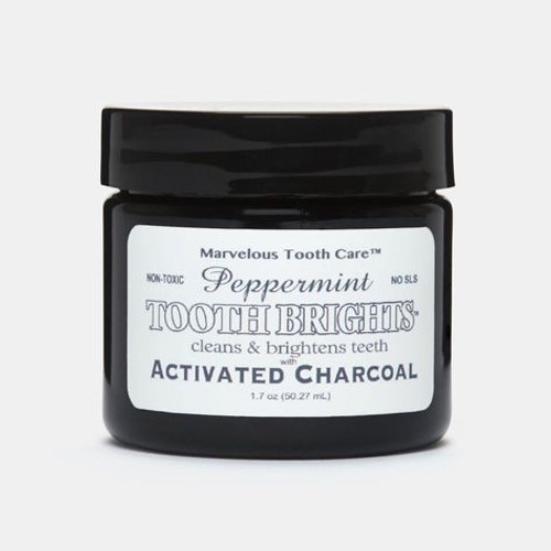 Marvelous Tooth Care™ Tooth Brights™ Gel with Activated Charcoal