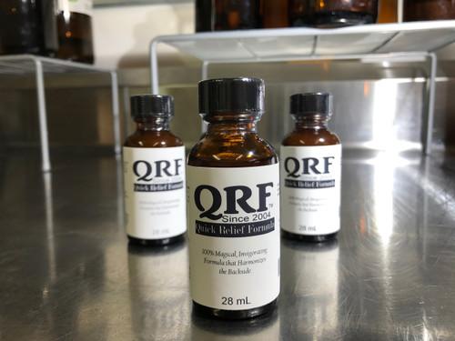 QRF (Quick Relief Formula)