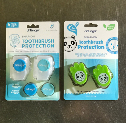 Dr. Tung's Toothbrush Protection