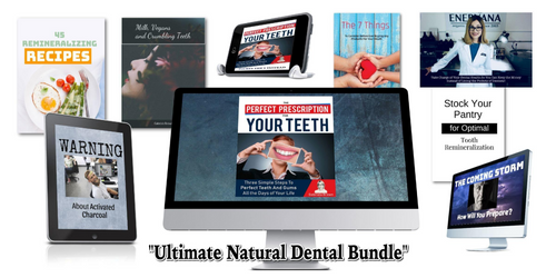 Ultimate Natural Dental Bundle (PRIVATE ACCESS TO DIGITAL CLASS)