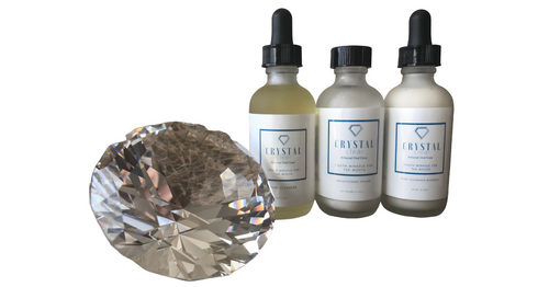 Crystal Clear Artisan Oral Care System
