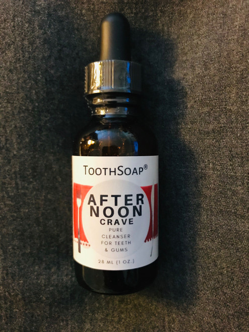 Tooth Soap® Afternoon Crave Liquid