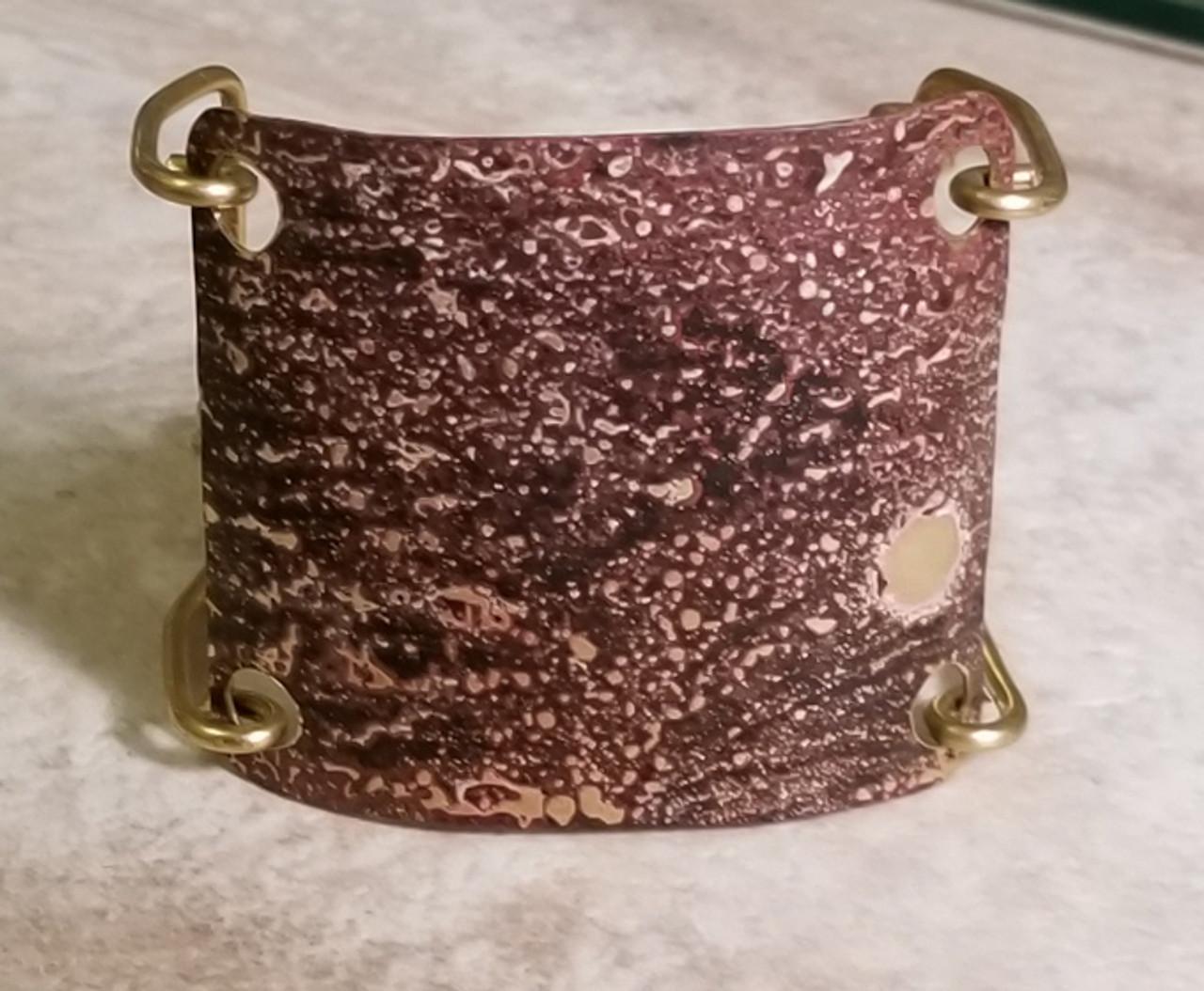 Bronze Patina Bracelet Medium