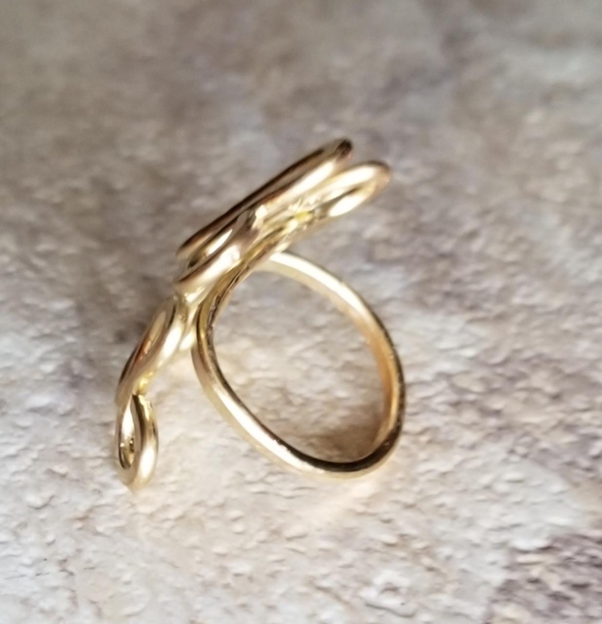 Abstract Kundalini Ring
