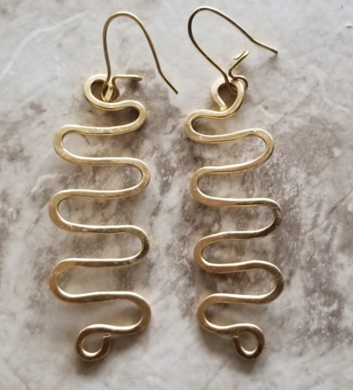 Kundalini Earrings