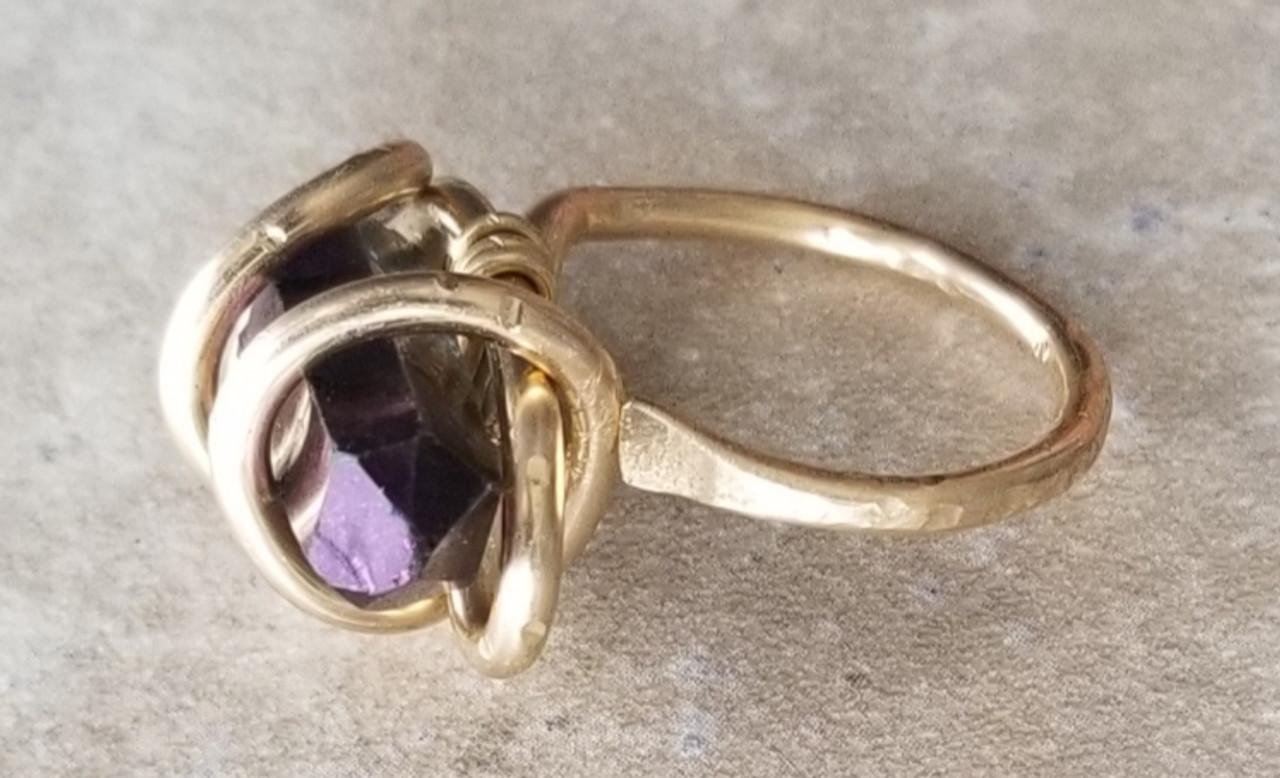 Metallic Violet Quartz