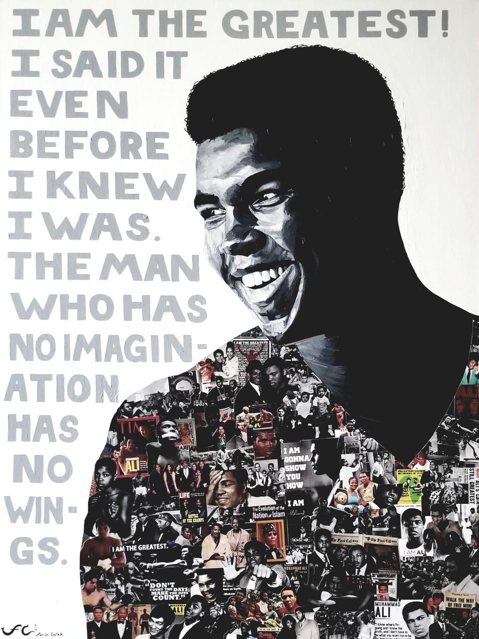 I Am the Greatest! : Muhammad Ali