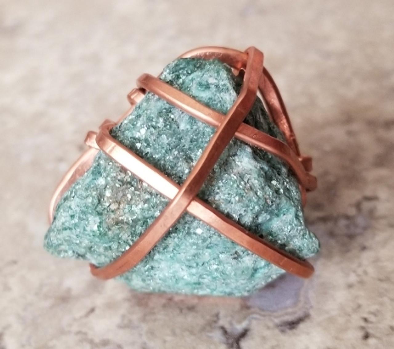 Fuschite Ring