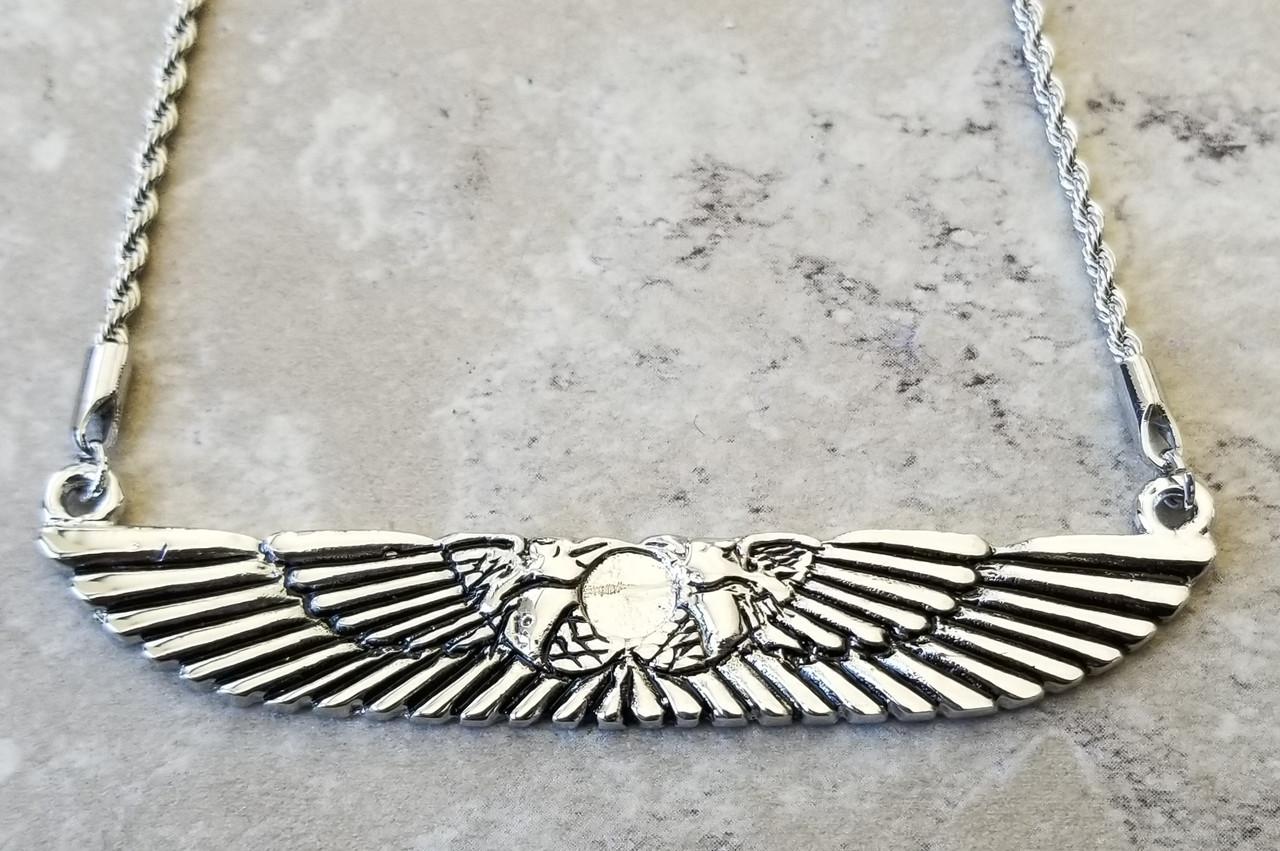 Ra Sun Disc Necklace II
