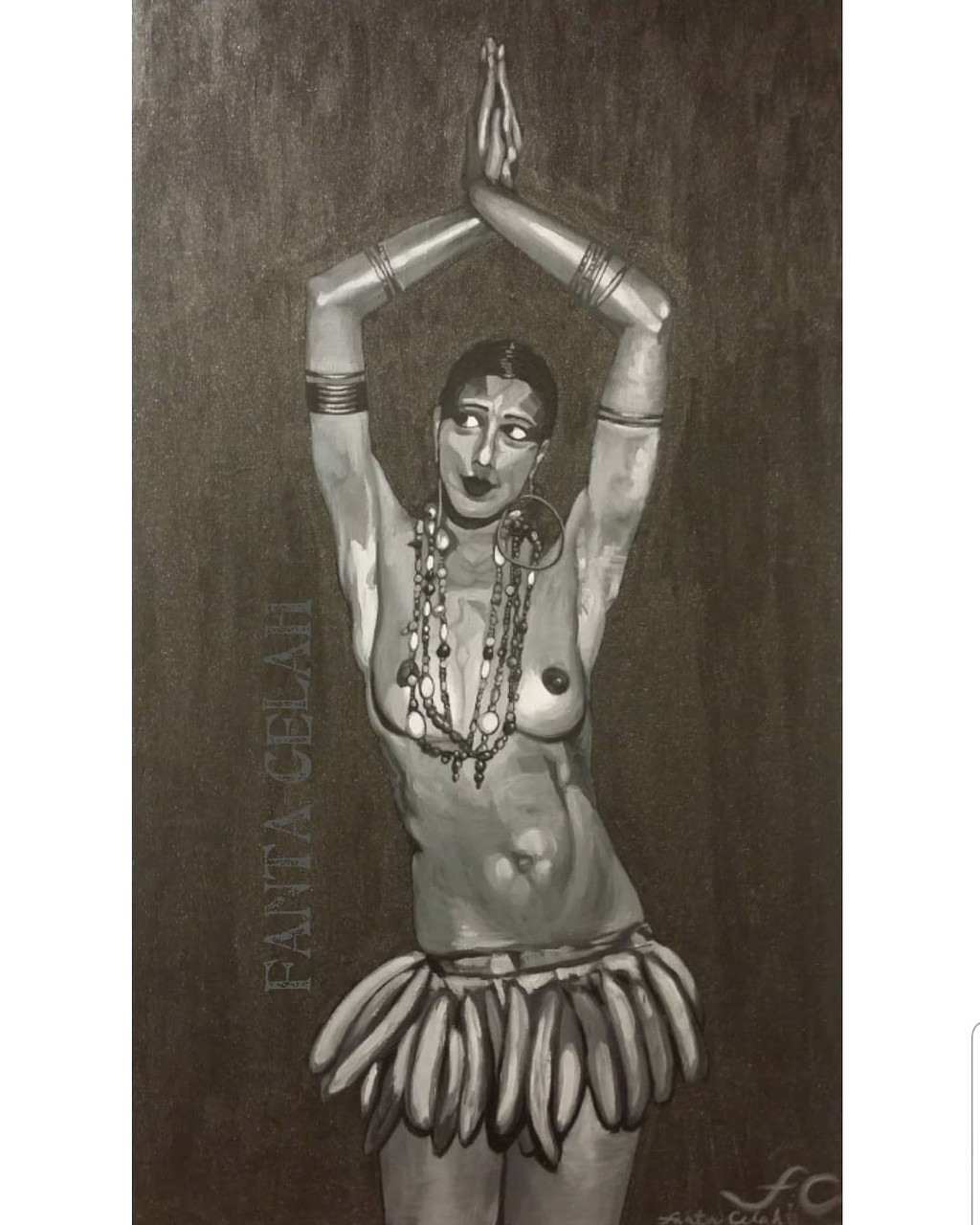 Josephine Baker: The Creole Goddess