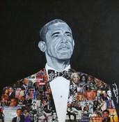 Accomplished: President Barack Obama SOLD