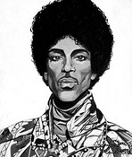 12 x 16 The One & Only: Prince